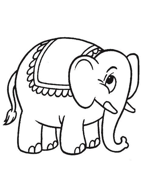 imagenes para colorear elefante elefante para colorir az dibujos para colorear