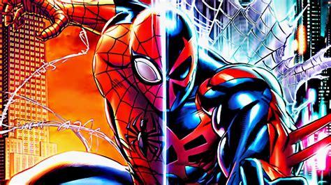 spiderman wallpaper for windows 10 spider man 2099 wallpaper 183