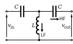 explain inductor filter high pass filter capacitor type 28 images passive filters northwestern mechatronics wiki