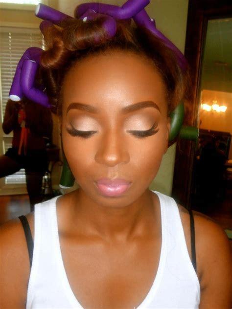 natural makeup tutorial african american african american wedding makeup ideas saubhaya makeup