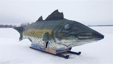 Weekend Cabin Plans 22 foot walleye catches plenty of attention ctv ottawa news