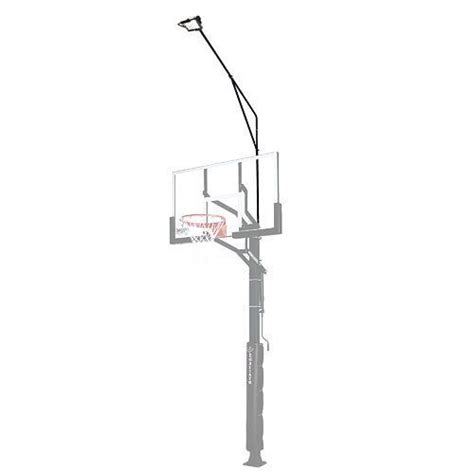 Outdoor Basketball Lights Basketball Hoop Light For 3 4 Inch Poles By Hooplight 119 49 The Hoop Light Basketball Court