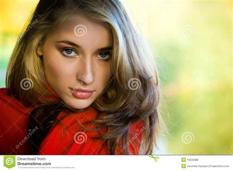 Miss Autumn by Miss Autumn Royalty Free Stock Photos Image 16035988