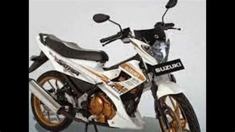 Lu Led Motor Satria Fu foto gambar modifikasi motor suzuki satria fu serta