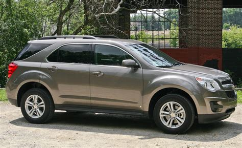2010 chevrolet equinox lt instrumented test car and driver car and driver