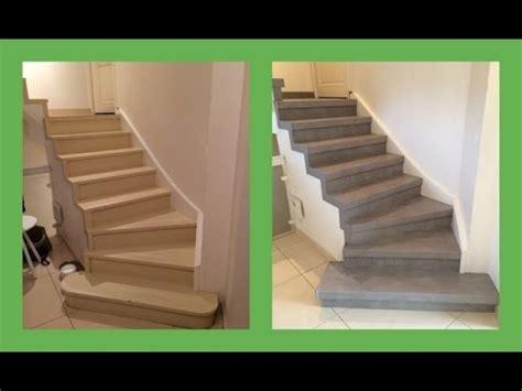 Renover Un Escalier Beton by R 233 Nover Escalier D 233 Cor B 233 Ton Cir 233