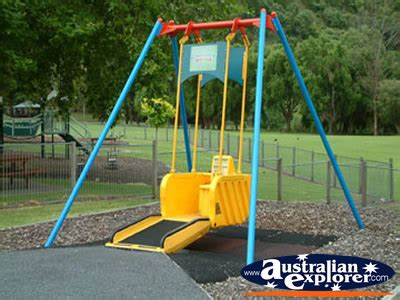 swing for wheelchair users mount gambier other lake wheelchair swing virtual postcard