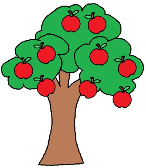 apple tree clipart graphics by ruth apples