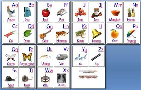 belajar membaca abc 1 flash kad kad imbasan abc huruf besar dan huruf kecil