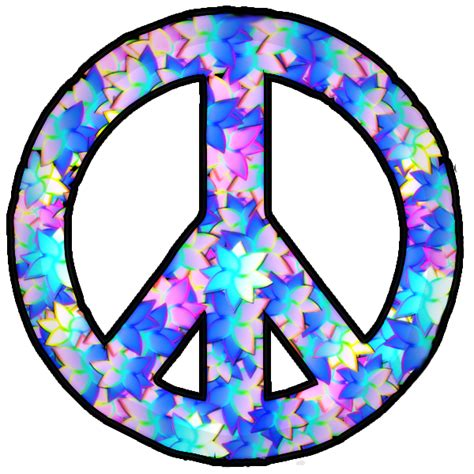 Picture Of Peace Sign pics of peace signs clipart best