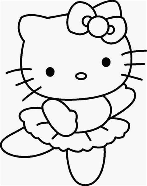 hello kitty baseball coloring pages february 2015 free coloring sheet