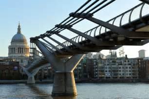 Home Designer Architect Architectural 2015 wobbly bridge london millennium bridge e architect
