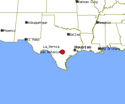 map of la vernia texas la vernia profile la vernia tx population crime map