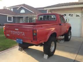 1983 Toyota Truck 1983 Toyota 4x4 Yotatech Forums
