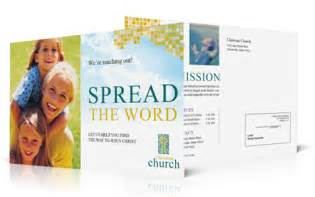 Church Postcard Templates by Church Outreach Postcards And Common Fears About Attendance