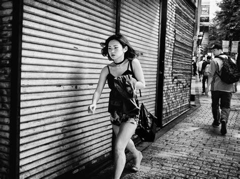 Tatsuo Suzuki Tokyo In Black And White The Photography Of Tatsuo