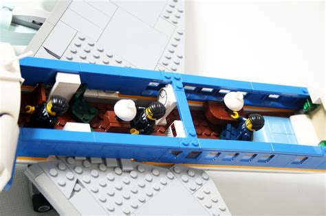 Air One Plane Interior by Interior By Pax Air One Lego Gallery