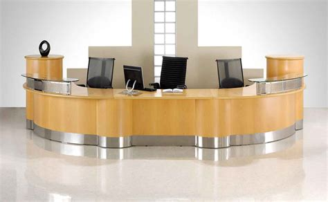 reception desk counter office furniture