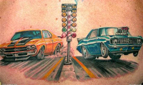 racing tattoo drag racing designs www imgkid the image