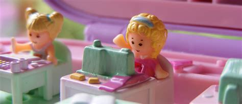 One Story Tiny House the spectator whatever happened to polly pocket