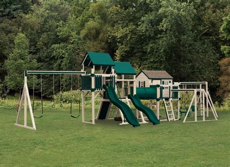 largest swing set wow can you imagine the smiles when your children see