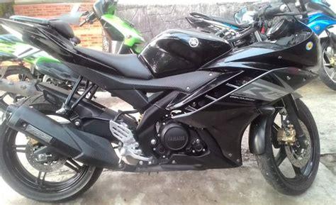Motor Yamaha R15 Hitam yamaha r15 hitam jual motor yamaha r15 parepare