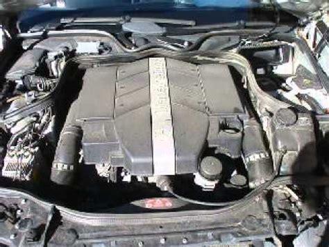 wrecking 2003 mercedes e class, petrol, 2.6 v6, w211 (e240