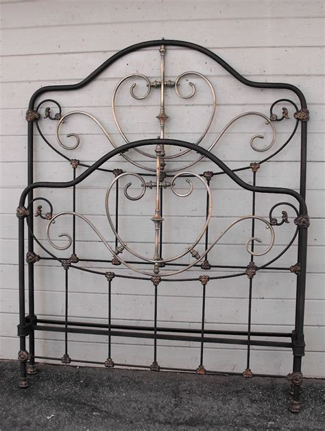 antique iron beds antique iron bed 14 cathouse antique iron beds