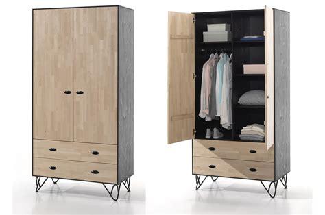 armoire de chambre armoire dressing moderne gar 231 on fille novomeuble