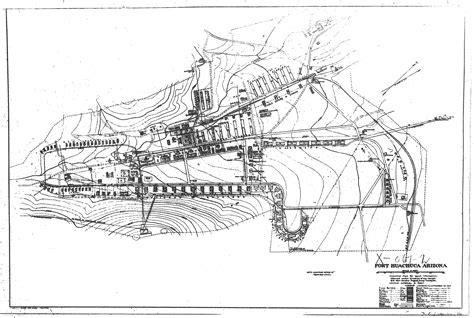 fort huachuca map fort huachuca huachuca city map toursmaps