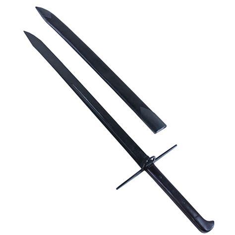 grosse messer sword cold steel maa grosse messer sword 88gmsm