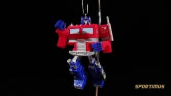 hallmark 2014 transformers optimus prime keepsake ornament