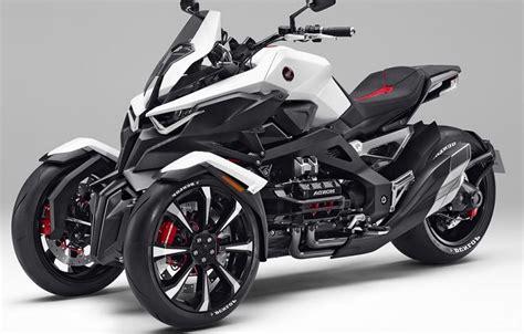 Honda Three Wheeler by Honda 3 Wheeler Concept