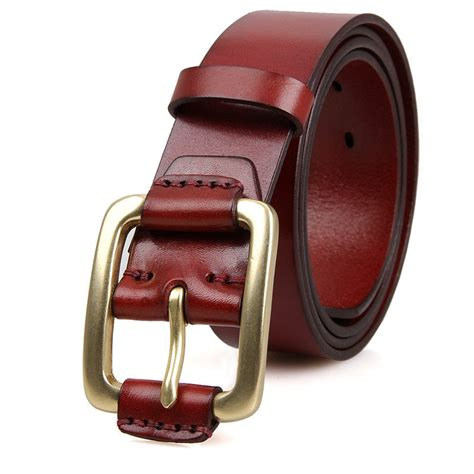 Handcrafted Leather Belts - handmade leather belt