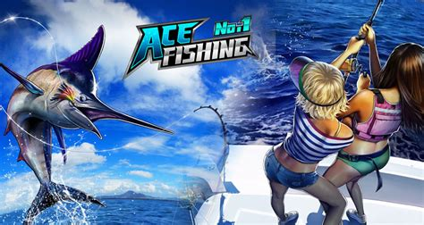 game ace fishing mod apk ace fishing wild catch mobile game app ios android