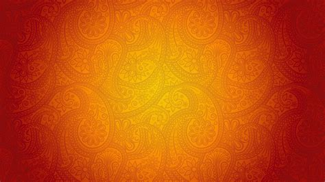 free indian pattern background fondo de color naranja imagui