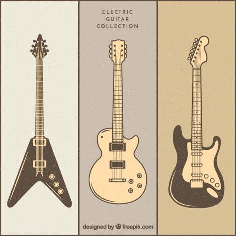 imagenes retro guitarra variedad de guitarras el 233 ctricas vintage descargar