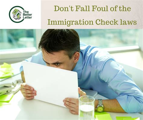 Immigration Status Search Diy Landlords Set To Fall Foul Of The Immigration Check The Better Letter