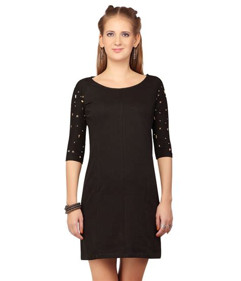 Septia Dres buy sepia black dress at best prices in india