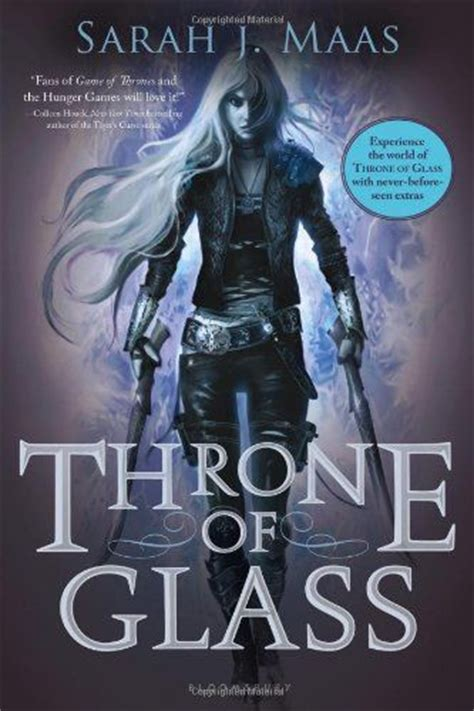 throne of glass by j maas books