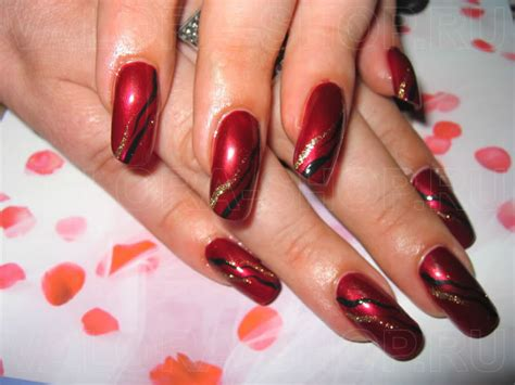 Nägel Formen by Nail Extensions To Form Nails Mania