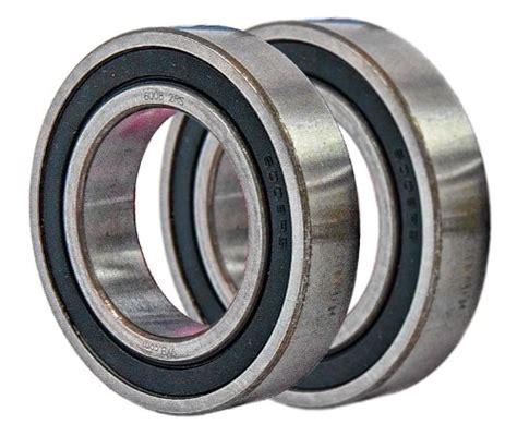 Bearing 6008 Zz C3 6008 2z C3 6008 2rs bearings 40x68x15 mm sealed set of 2 general general