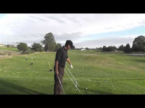 golf swing impact zone impact zone golf swing plane drill youtube