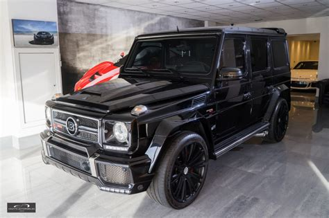mercedes g class brabus mercedes g class 5 5 g63 amg 4x4 brabus g700 coutts