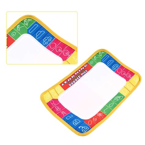 water painting doodle mat malaysia baby water drawing painting writing mat board pens