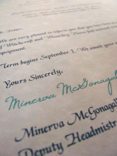 Hogwarts Acceptance Letter Create Your Own 25 Best Ideas About Hogwarts Letter Template On Hogwarts Letter Harry Potter