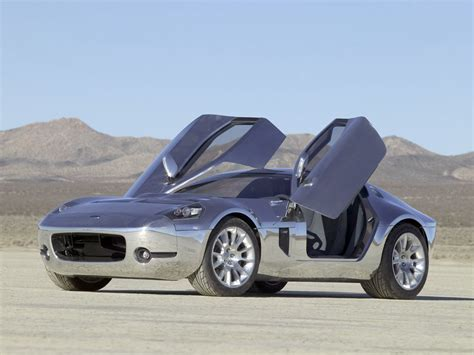 car of ford 2005 ford shelby gr 1 concept ford supercars net