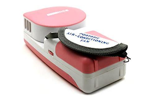 portable air conditioner runs battery wonenice portable small fan mini air conditioner runs