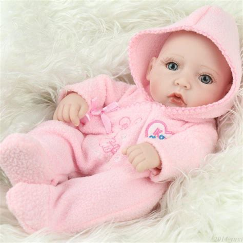 Handmade Baby Dolls That Look Real - 10 quot handmade real looking newborn baby vinyl silicone