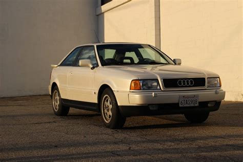 1991 Audi Coupe Quattro For Sale by 1991 Audi Coupe Quattro German Cars For Sale